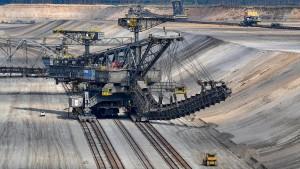 Unionspolitiker rebellieren gegen Pläne zum Kohleausstieg