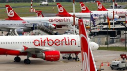 Air Berlin wird zerschlagen