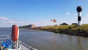 Zwei Erntehelfer wohl in der Elbe ertrunken