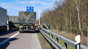Zwei Bundeswehrsoldaten bei Unfall getötet