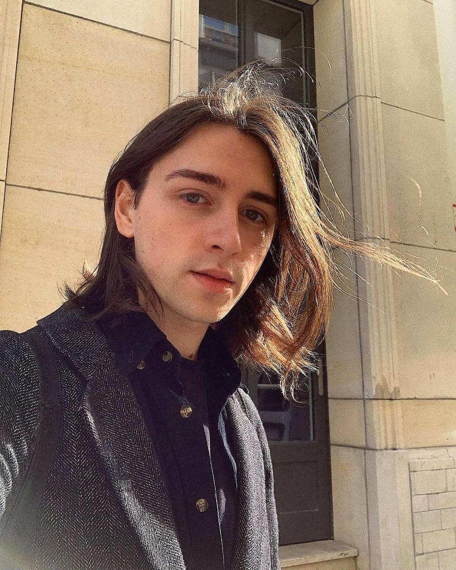 Amadeus Tkocz, 23 Jahre alt