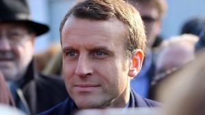 Macron sieht sich als Opfer russischer Cyber-Attacken