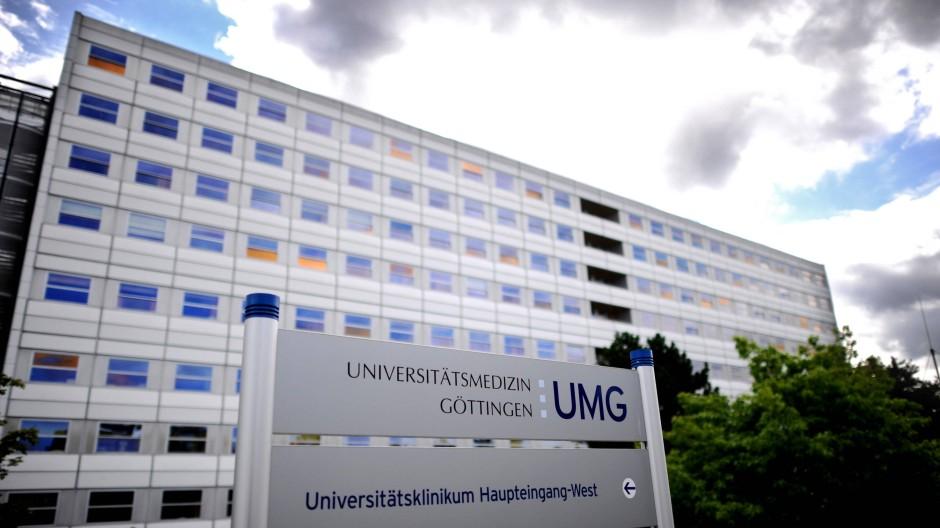 Uniklinikum Göttingen: Hier endete Aiman O.s Karriere