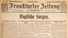 Historisches E-Paper zum Ersten Weltkrieg: Bargeldloser Zahlungsverkehr im Heere