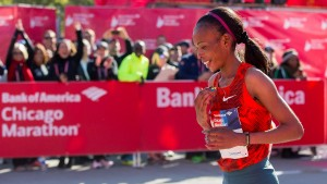 Marathon-Siegerin unter Verdacht