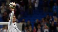 Ronaldo erlegt Elche