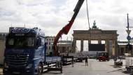 Die größte Fanmeile Deutschlands
