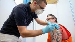 Mehr als 30 Prozent der Deutschen mindestens einmal geimpft
