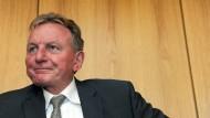 """""""Investoren werden reihenweise gequält"""": Claus Schmiedel, hier mit guter Laune"""