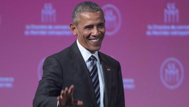 Direktkontakt mit Herrn Obama