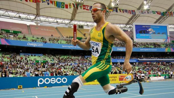 WM ohne Oscar Pistorius?