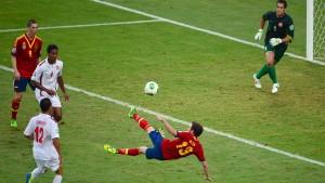 Spanien feiert 10:0-Rekordsieg gegen Tahiti