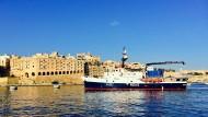 Private Rettungsmission vor Libyens Küste