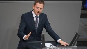 Schlagabtausch im Bundestag zum Jahrestag des Mauerfalls