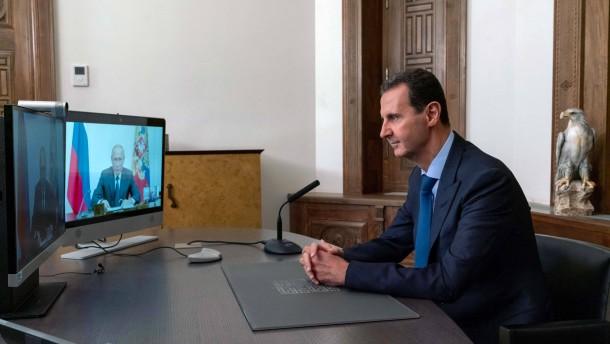 Deutscher zeigt Militärgeheimdienst in Syrien an