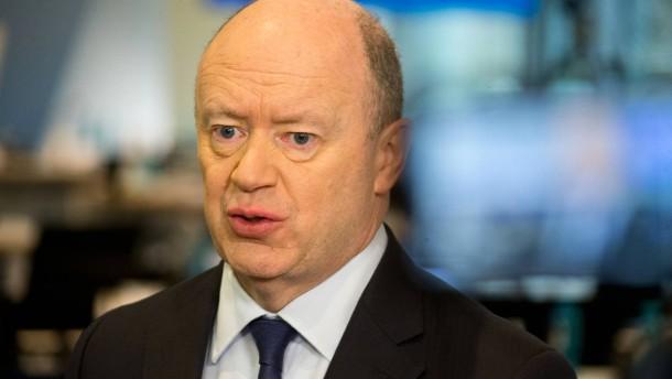 Deutsche Bank verzichtet wieder auf Vorstandsboni