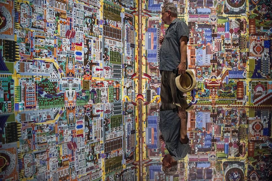 Vielleicht ist nicht die monströs wachsende Großstadt, sondern ein Netz aus eng verbundenen Dörfern ihre Zukunft: Chinas Pavillon auf der Architekturbiennale