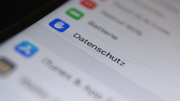 Nationalheiligtum Datenschutz