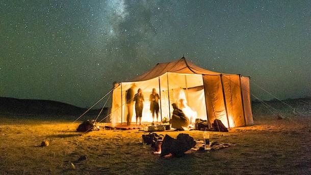 Zu Besuch im Tal der Kamele