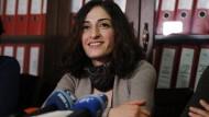 Die deutsch-türkische Journalistin Mesale Tolu durfte nach ihrer Haftentlassung im Dezember 2017 die Türkei zunächst nicht verlassen