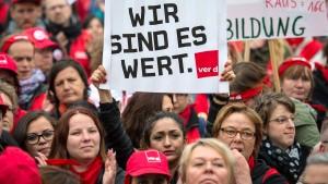 Das Ende der Gewerkschaften