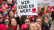 Wertvolles Engagement von Kita-Erzieherinnen in Düsseldorf