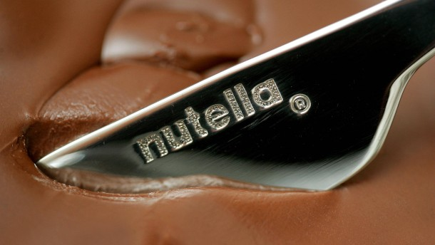 Nutella zahlt in Amerika drei Millionen Dollar