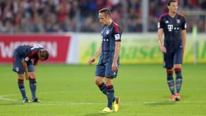 Bayern rotiert zu Punktverlusten