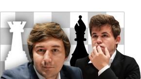 Sonderseite zur Schach-WM