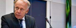 Der Grünen-Unterhändler Jürgen Trittin