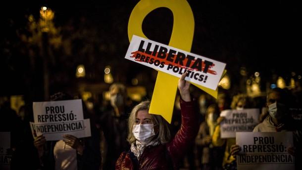 Parteien blockieren spanische Justiz