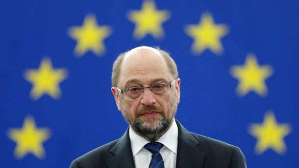 Vorwürfe gegen Ex-EU-Parlamentsprädisent Martin Schulz