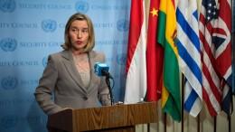"""""""Kein Spielraum"""" für neues Abkommen mit Iran"""