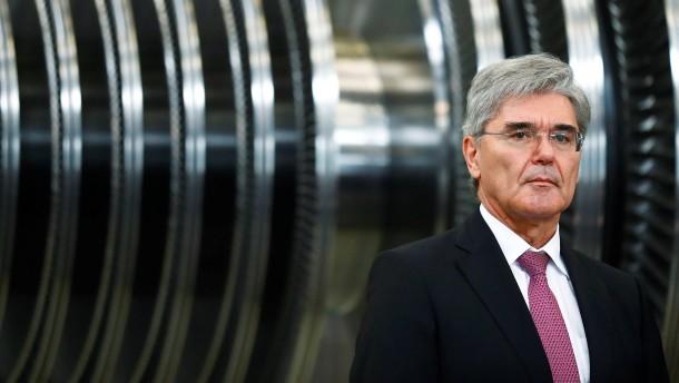 Siemens schwächelt