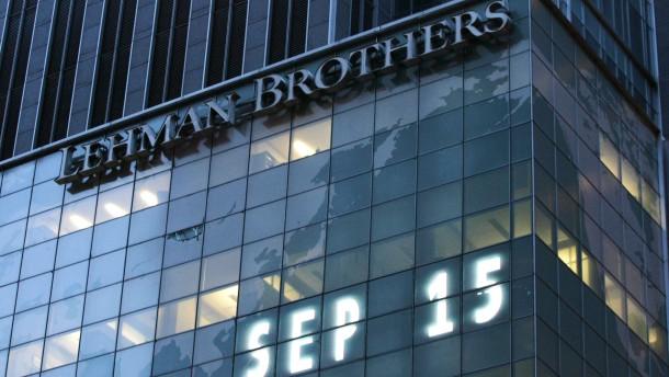 BGH verwirft Schadenersatzklagen von Lehman-Anlegern