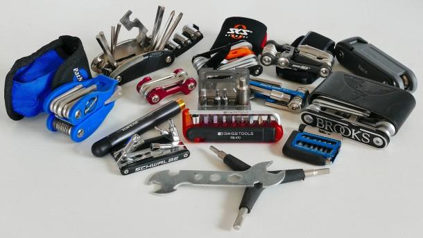 Wie ein Werkzeugschrank für die Puppenstube