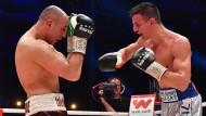 Abraham gewinnt WM-Auscheidung gegen Krasniqi