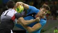 Handballer haben unglaubliche Willenskraft – aber es ist zu viel
