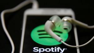 Spotify reicht Antrag für Börsengang ein