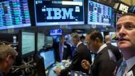 Technologiewerte führen Börsenerholung an