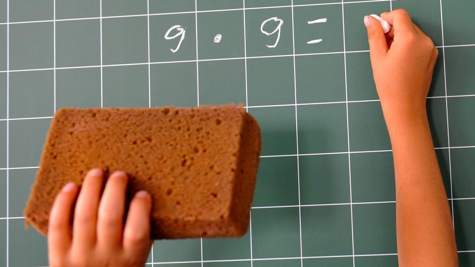 Deutsche Schüler rutschen in Ranking ab