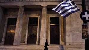 Griechenland ist gerettet – bis auf weiteres