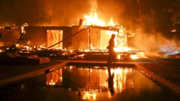 Waldbrände wüten in Kalifornien – mindestens neun Tote