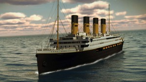 Titanic II soll 2022 in See stechen