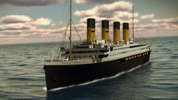 Titanic II soll 2022 in See stechen