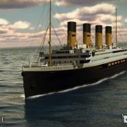 """Eine Animation der """"Titanic II"""" von der Blue Star Line"""