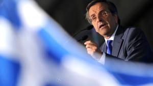 Griechenland fordert zügigen Schuldennachlass