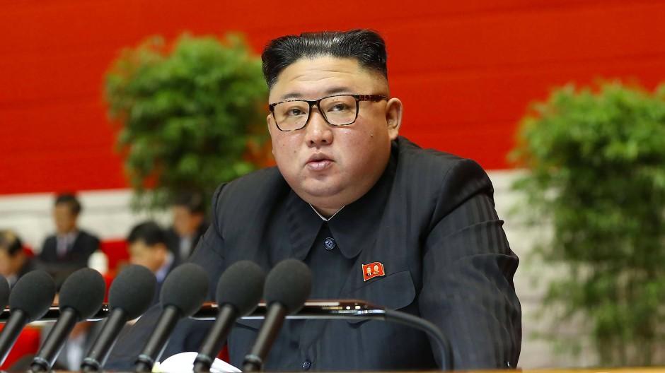 Nordkorea will Militär aufrüsten