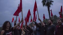 Griechen erinnern an Studentenaufstand von 1973