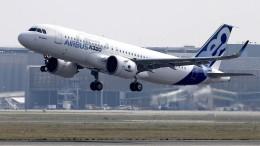 Airbus erhält größten Auftrag der Firmengeschichte